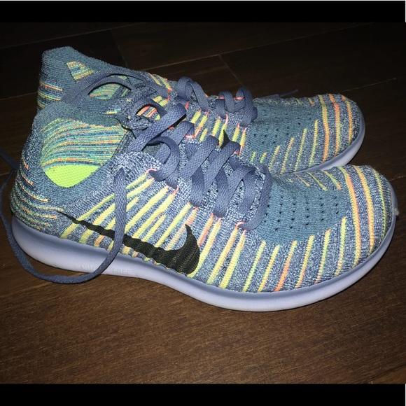 Zapatos Nike Free Poshmark Run Flyknit 75 Poshmark Free 73ea92
